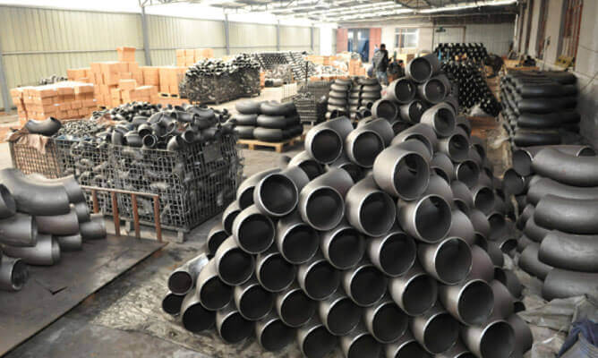 A234 Alloy Steel WP22 Pipe Fittings
