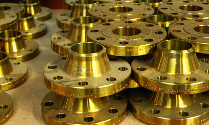 Cupro Nickel 70/30 Flange