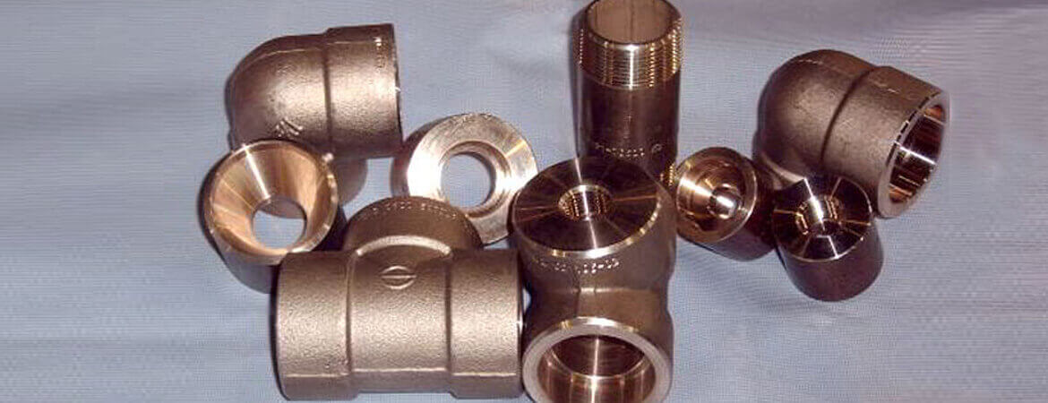 Cu-Ni 70/30 Forged Fittings