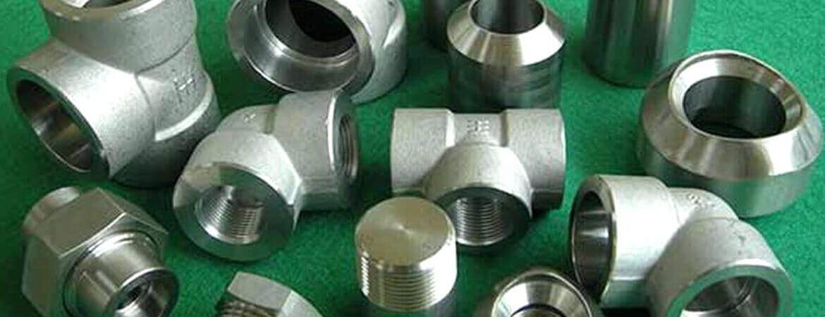 Alloy 825 Forged Fittings