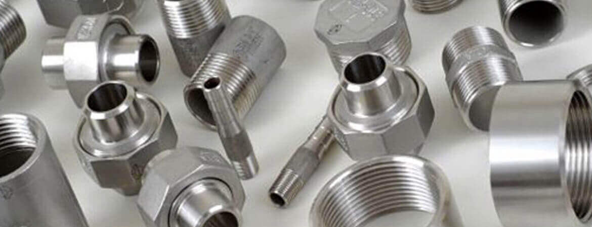 Alloy 600 Forged Fittings