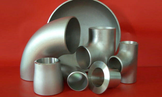 Titanium Gr 2 Gr 5 Pipe Fittings Supplier Manufacturer