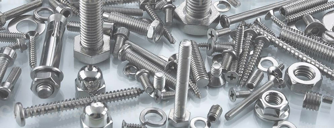 Stainless Steel Fasteners Supplier Manufacturer, Mumbai, India
