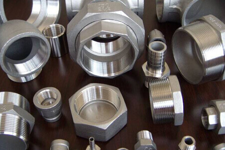 Duplex Steel S32205 Forged Socket Weld Fittings