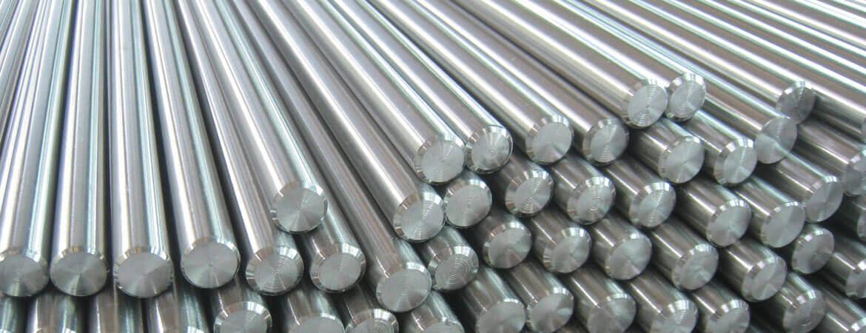 Titanium Grade 2 Round Bars Supplier Manufacturer, Mumbai, India